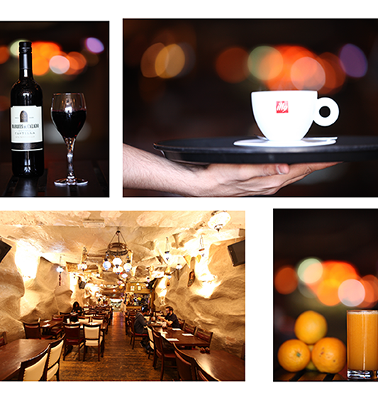 london , restaurant , dalston , stone cave